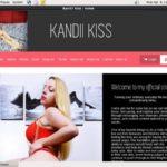 Kandii Kiss Using Discount