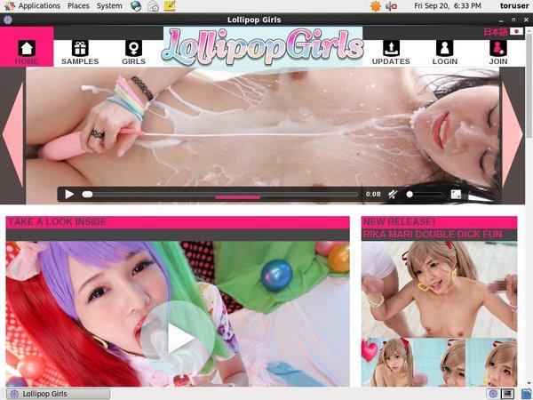 Lollipopgirls Discount Pass