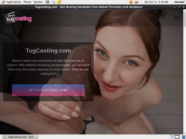 Tug Casting Free Trial Deal