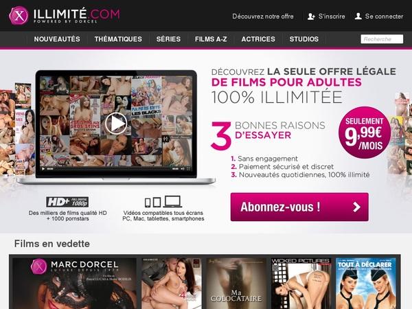 X Illimite Discount Member