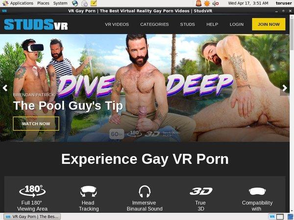 Studs VR Discount Urls