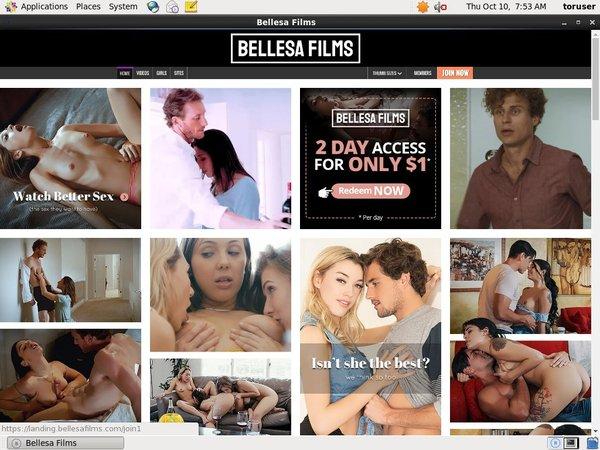 Free Bellesafilms Login