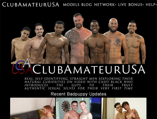 Clubamateurusa.com Log In