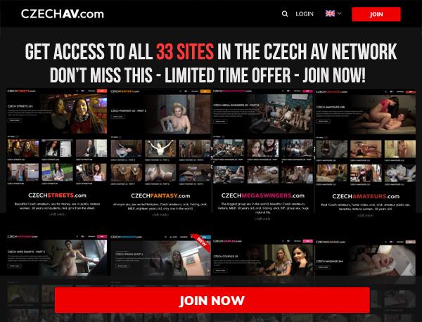 Free Czech AV Porn Accounts
