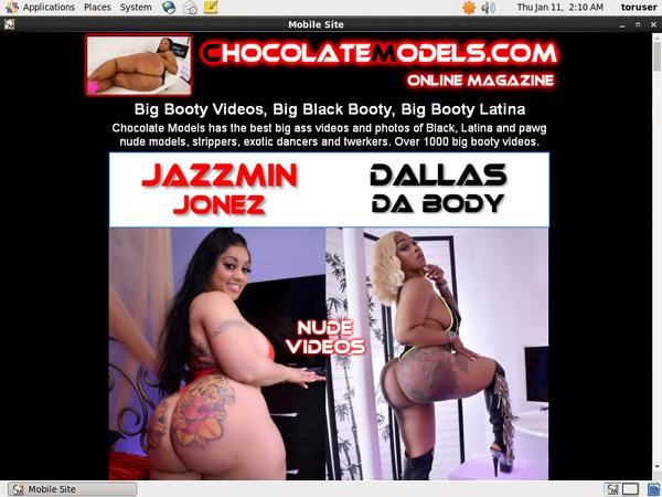 Free Chocolate Models Movie