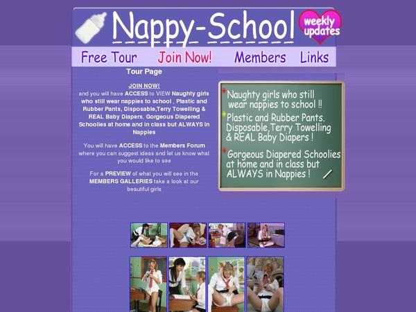 Nappy-school.com Teen