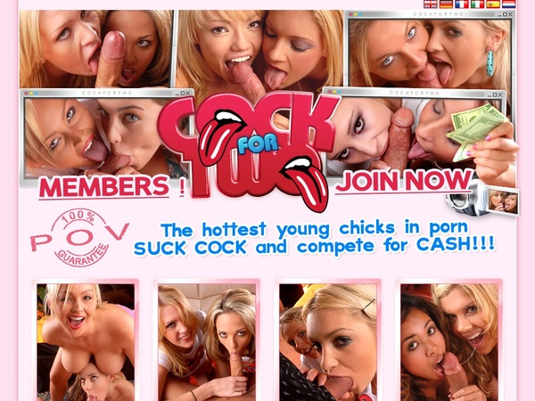 Cock For Two Websites