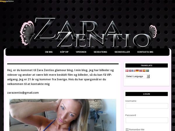 Free Zara Zentio Preview