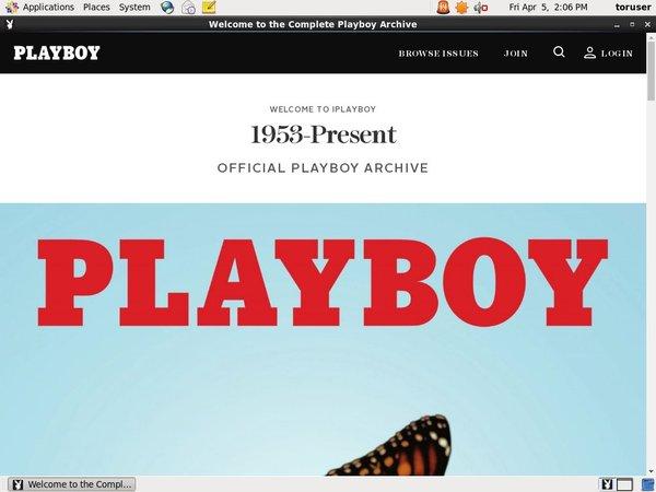 Premium IPlayboy Account