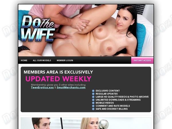 Dothewife.com With Webbilling.com