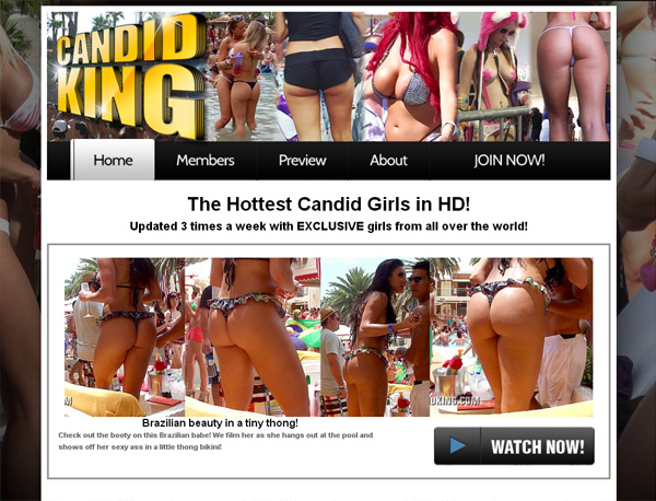 Candidking.com With Gift Card